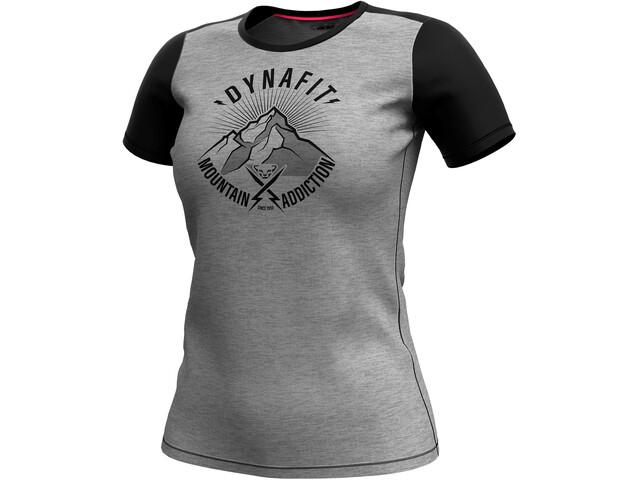 Dynafit Transalper Light Maglietta a maniche corte Donna, black out